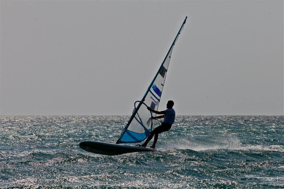 VİRA Bodrum! Yelken, Windsurf, Kürek!