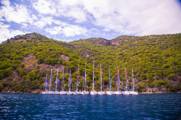 sail break göcek ve ibiza