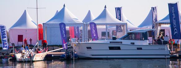 Yacht Show'daydık!