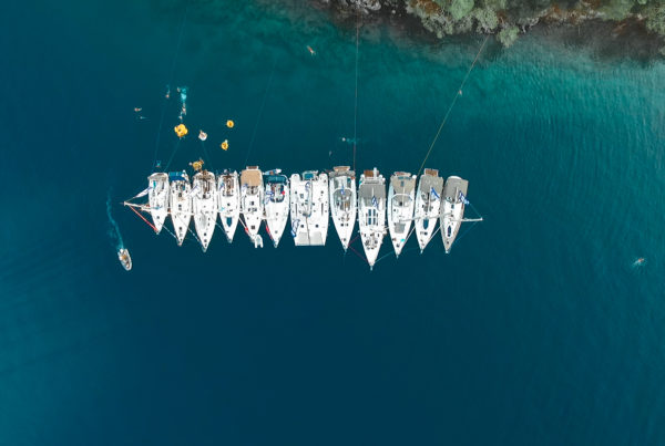 SAIL BREAK GÖCEK 2019 Raft