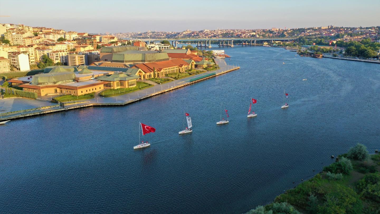 Denizcilik ve Kabotaj Bayramı'nı Gururla Kutladık